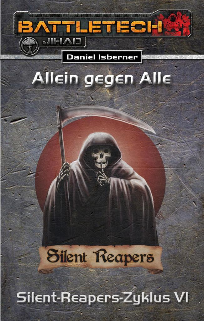 BattleTech: Silent-Reapers-Zyklus 6 als eBook
