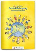 ABC der Tiere - Schreiblehrgang SAS in Heftform