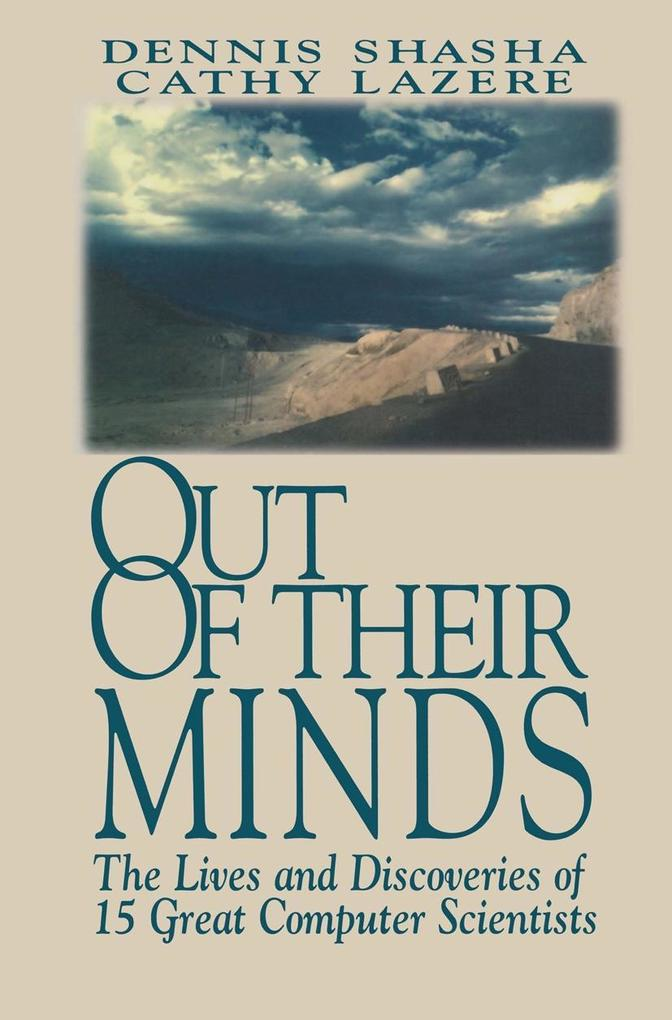 Out of their Minds als Buch