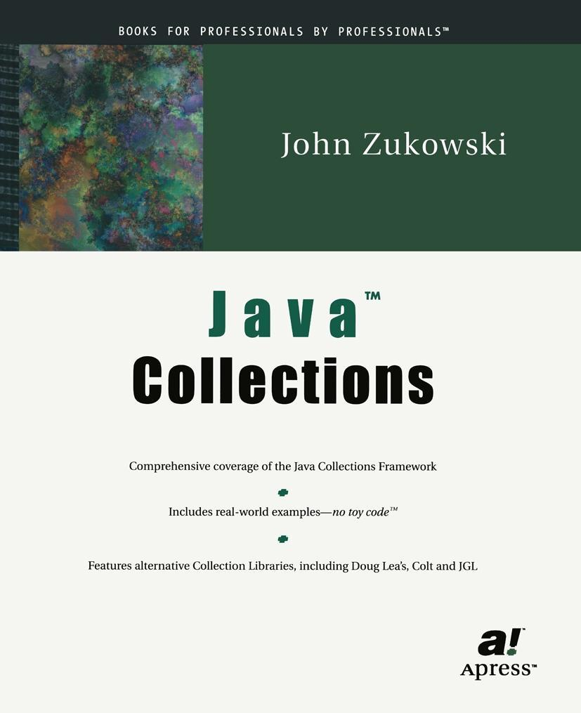 Java Collections als Buch