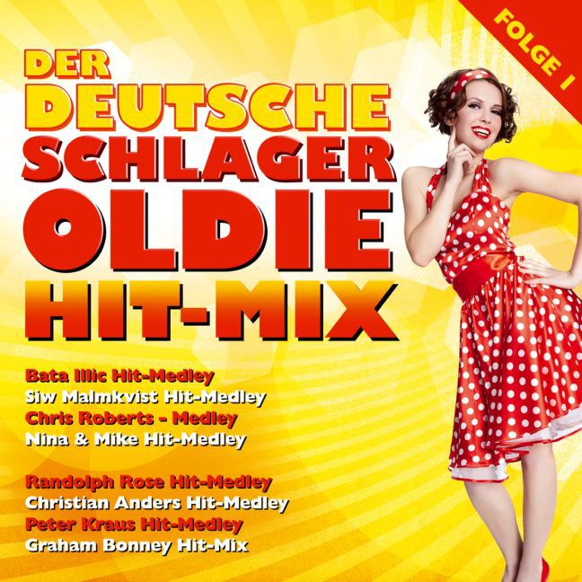 Der Deutsche Schlager Oldie Hit-Mix. Folge.1, 1...