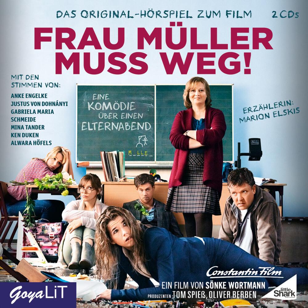 Frau Müller muss weg! als Hörbuch