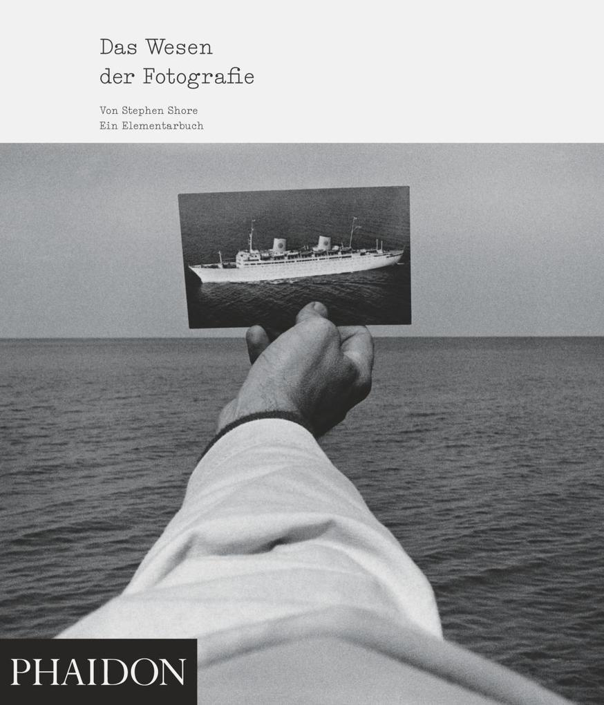 Das Wesen der Fotografie als Buch von Stephen S...