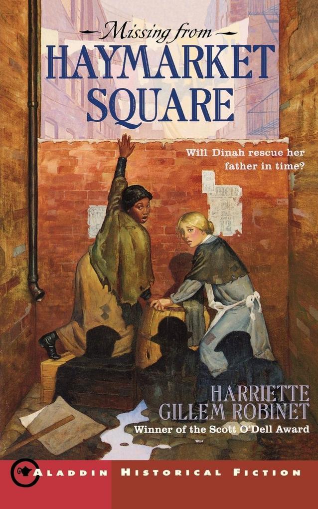Missing from Haymarket Square als Taschenbuch