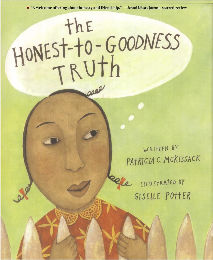 The Honest-To-Goodness Truth als Taschenbuch