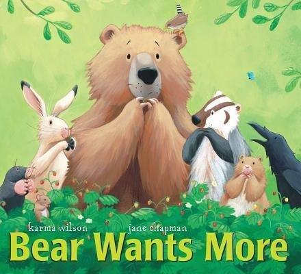 Bear Wants More als Buch