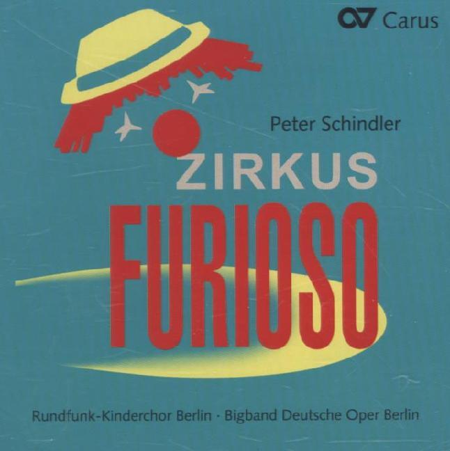 Zirkus Furioso - Ein spannendes Musical-Hörspie...