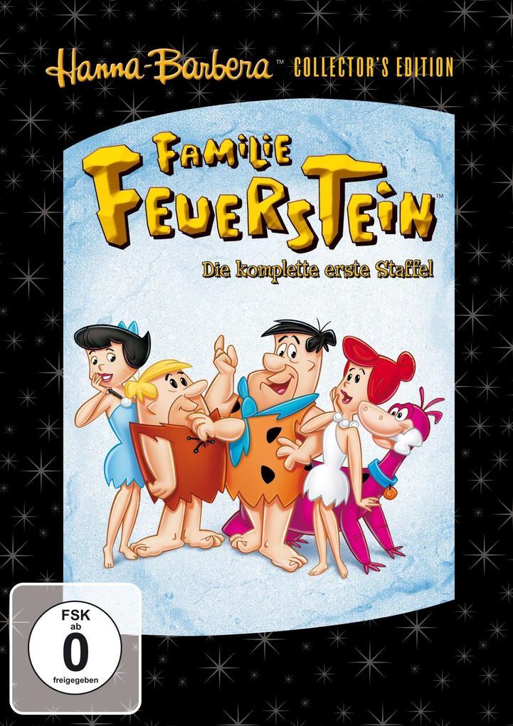 Familie Feuerstein: Staffel 1 als DVD