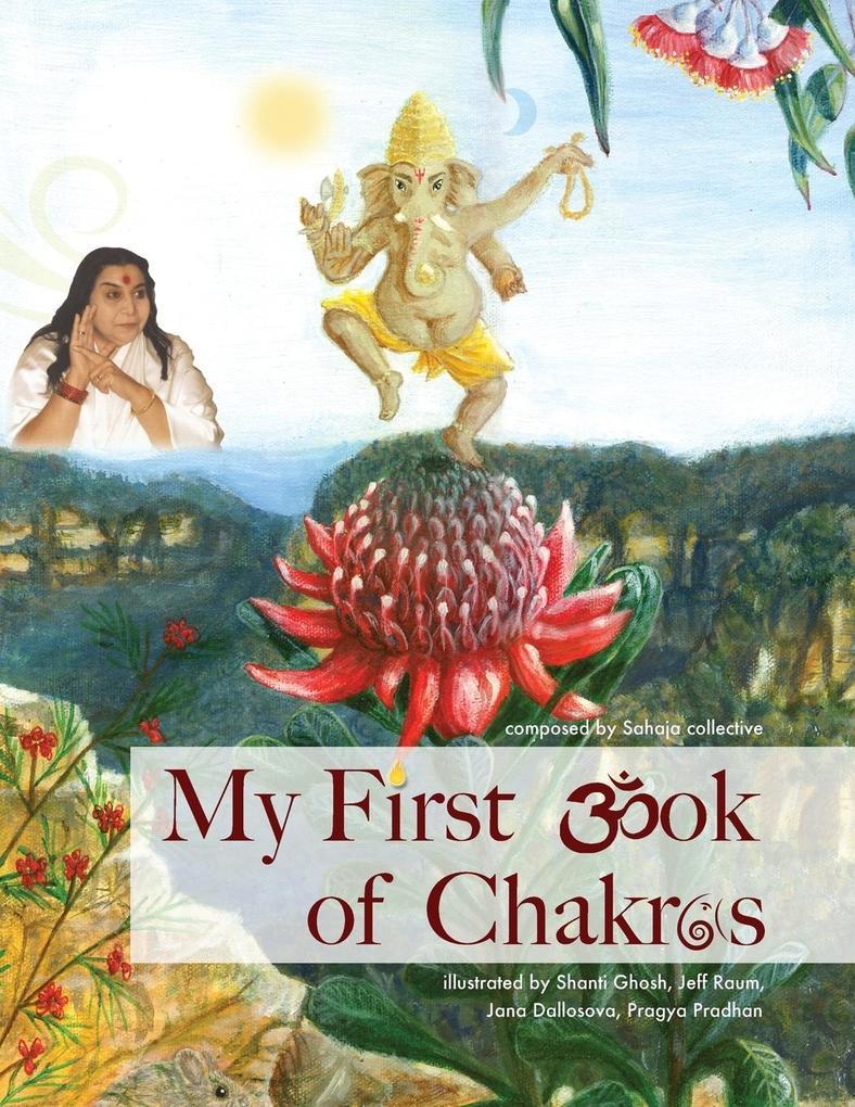 My First Book of Chakras als Buch von