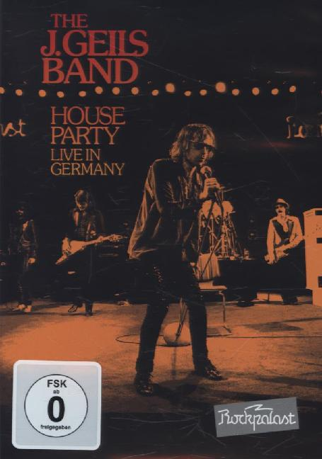 House Party Live In Germany (DVD)
