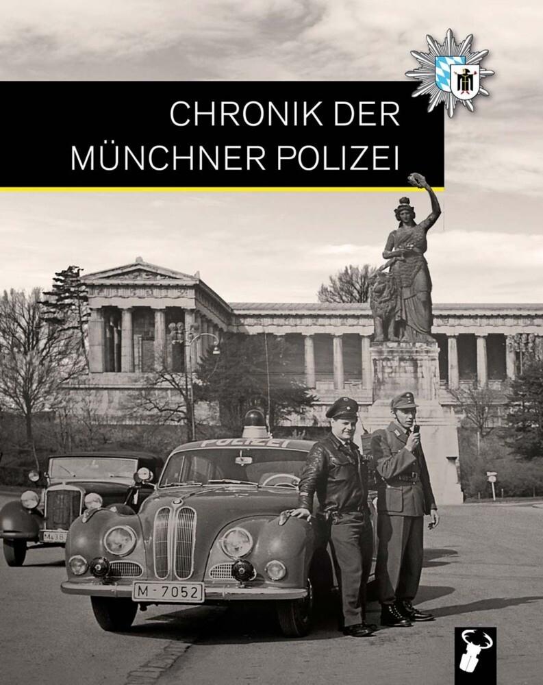 Chronik der Münchner Polizei als Buch