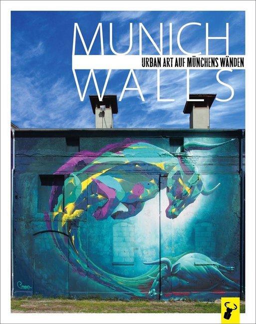 Munich Walls als Buch