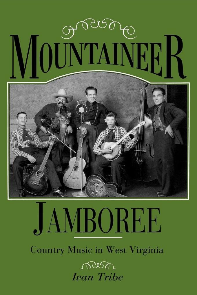 Mountaineer Jamboree als eBook Download von Iva...