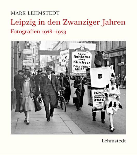 Leipzig in den Zwanziger Jahren als Buch von