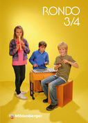 RONDO 3/4 Schülerbuch. Ausgabe Bayern