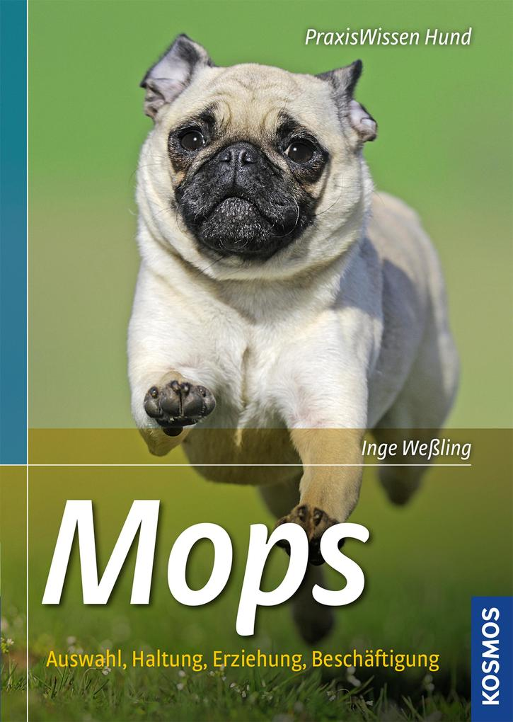 Mops als eBook Download von Inge Weßling