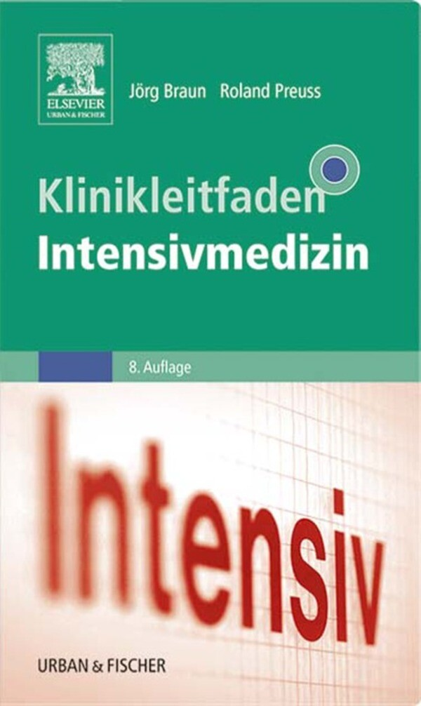 Klinikleitfaden Intensivmedizin als eBook Downl...