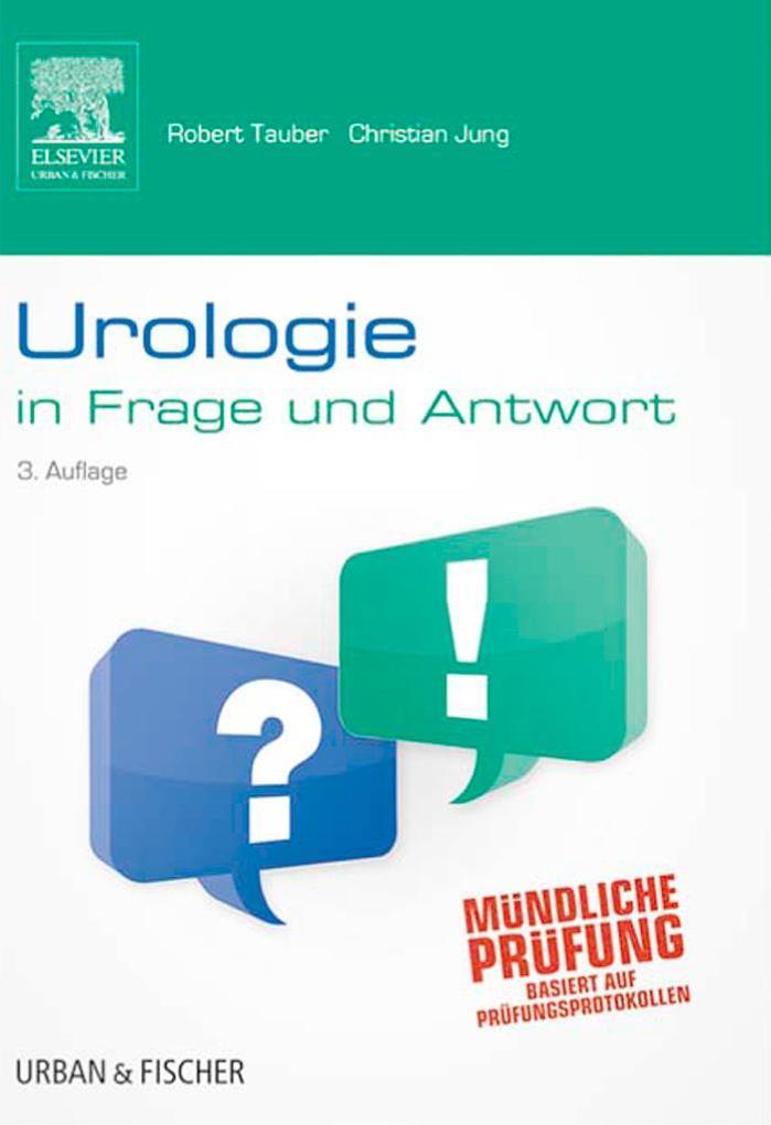 Urologie in Frage und Antwor als eBook Download...