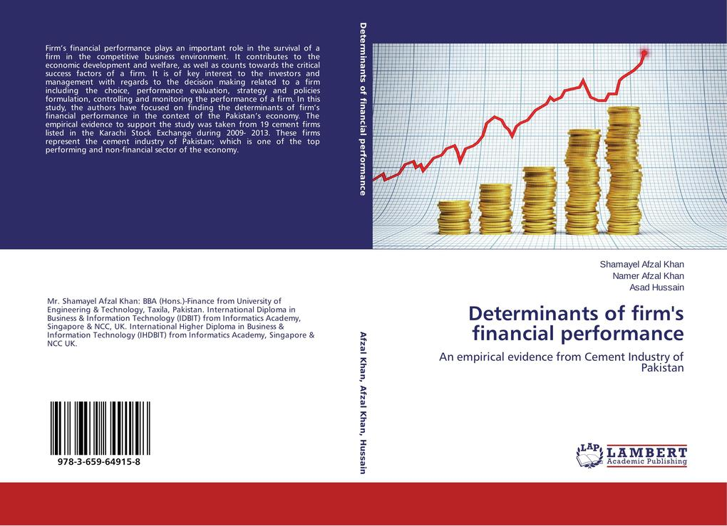 Determinants of firm´s financial performance al...