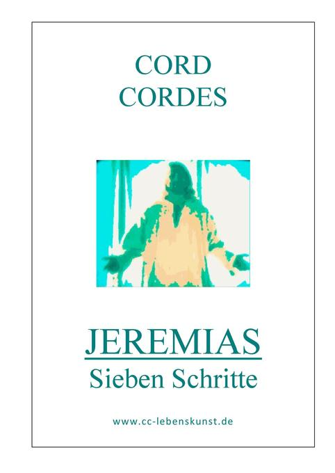 Jeremias als Buch von Cord Cordes