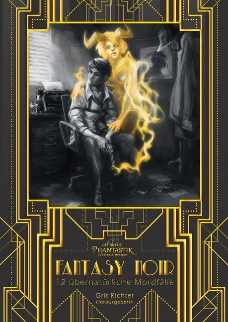Fantasy Noir als Buch