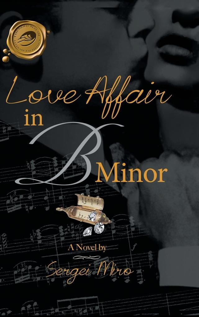 Love Affair in B Minor als Buch von Sergei Miro