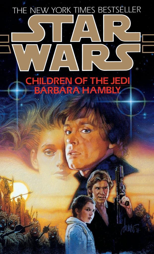 Children of the Jedi: Star Wars Legends als Taschenbuch