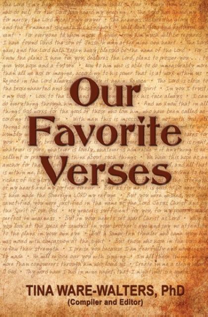 Our Favorite Verses als Taschenbuch von Tina Wa...