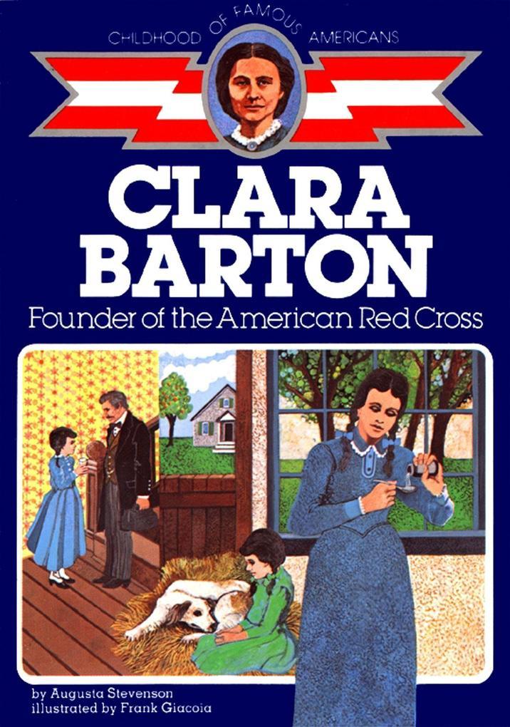 Clara Barton: Founder of the American Red Cross als Taschenbuch