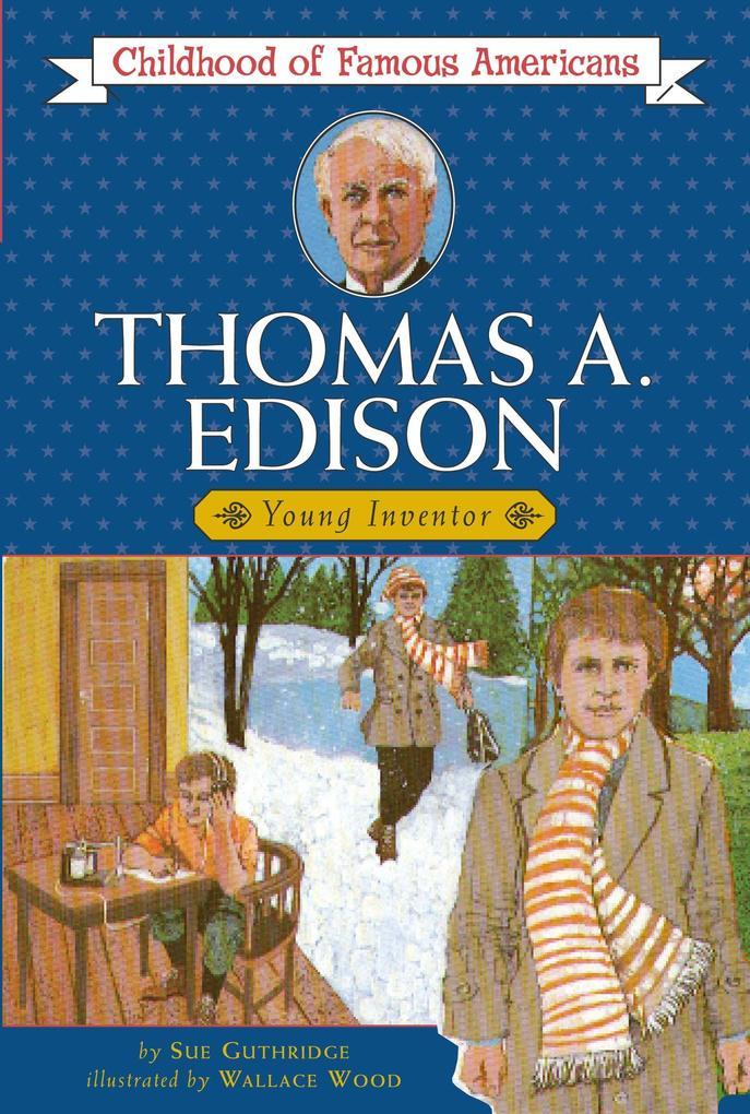 Thomas Edison: Young Inventor als Taschenbuch