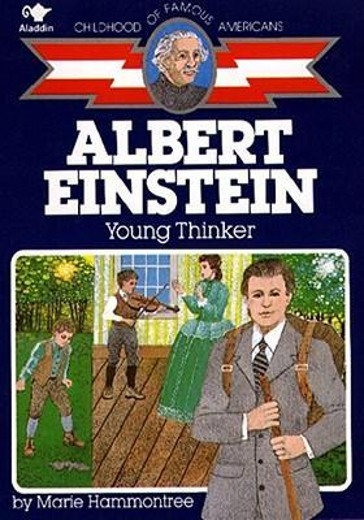 Albert Einstein: Young Thinker als Taschenbuch