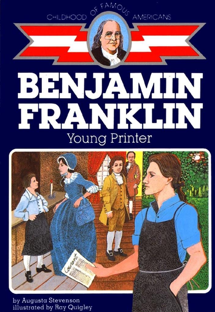 Ben Franklin: Young Printer als Taschenbuch