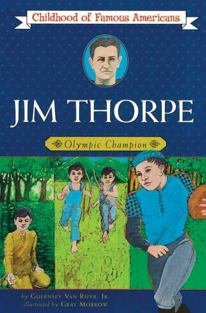 Jim Thorpe: Olympic Champion als Taschenbuch