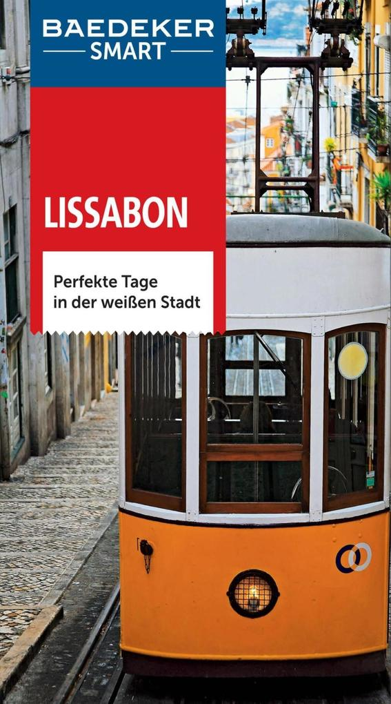Baedeker SMART Reisefuhrer Lissabon als eBook D...