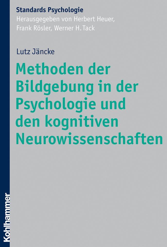 Methoden der Bildgebung in der Psychologie und ...