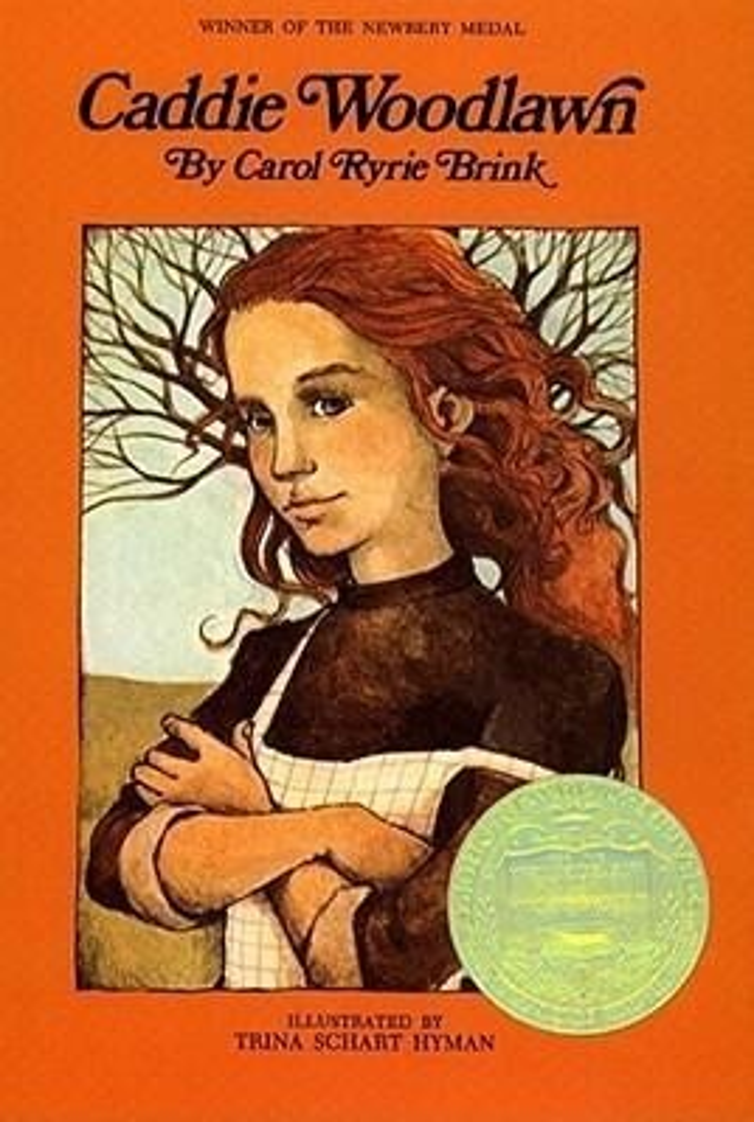 Caddie Woodlawn als Buch