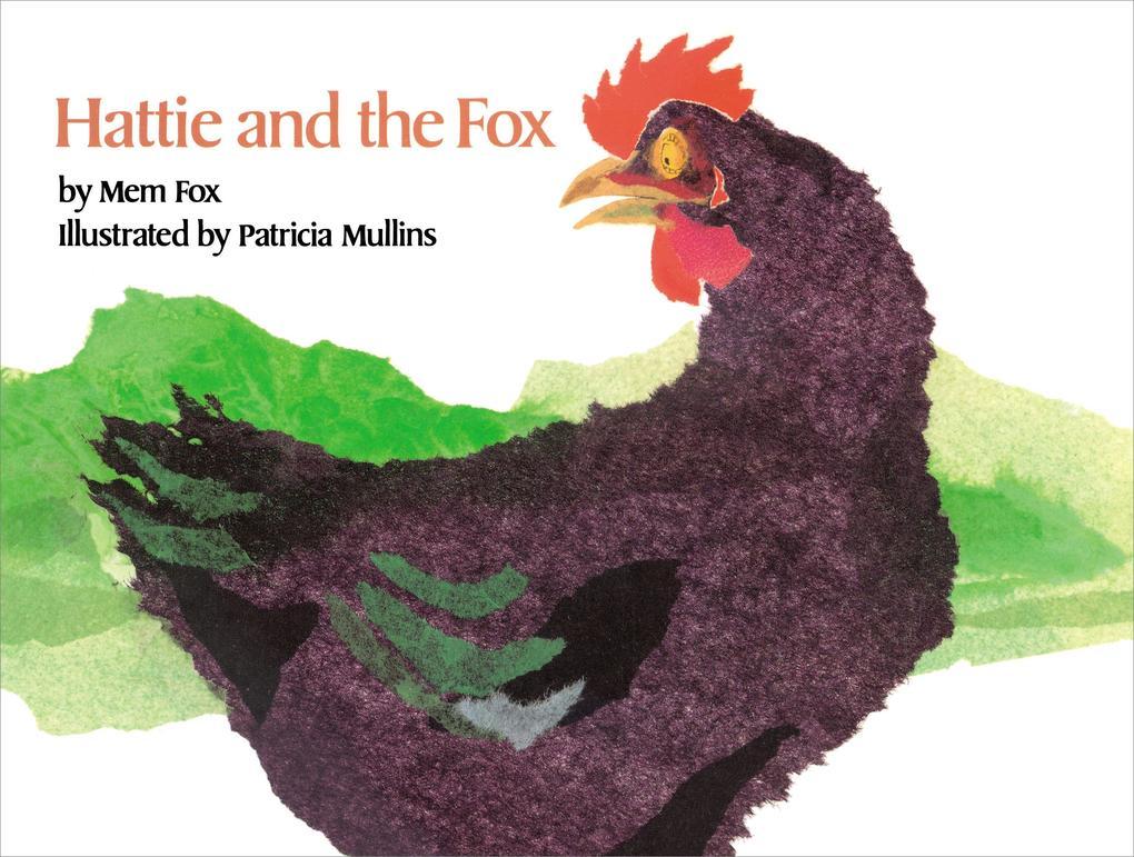 Hattie and the Fox als Buch (gebunden)