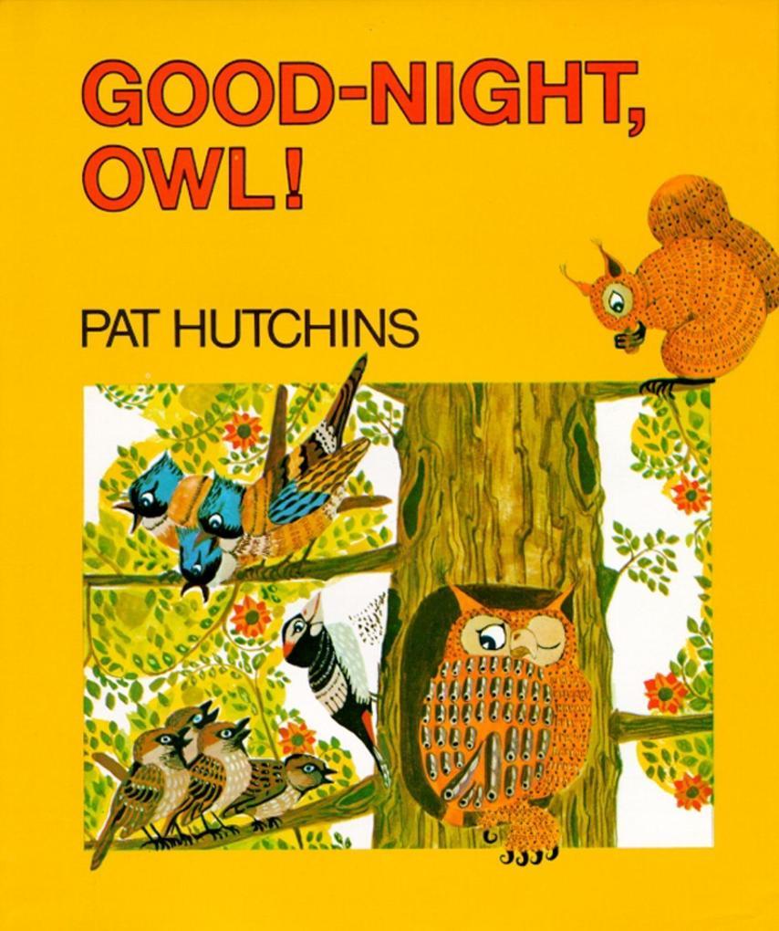 Good Night, Owl! als Buch