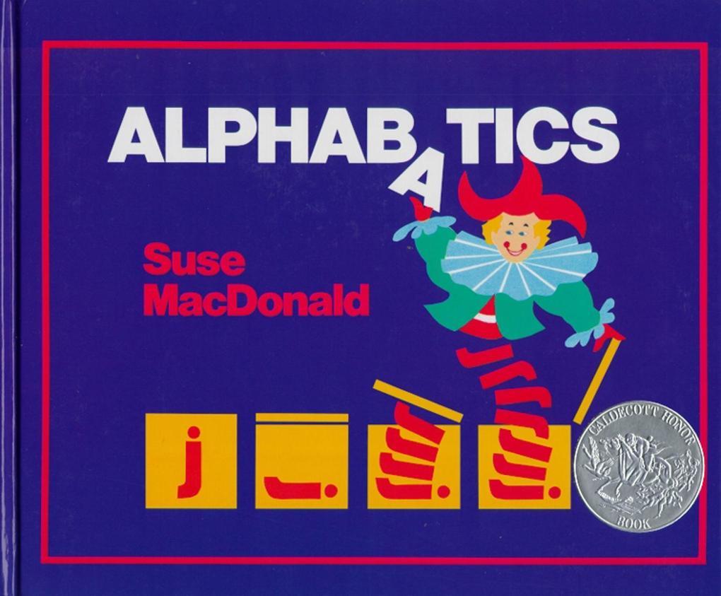Alphabatics als Buch