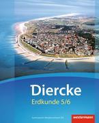 Diercke Erdkunde 5 / 6. Schülerband. Gymnasien G9. Niedersachsen