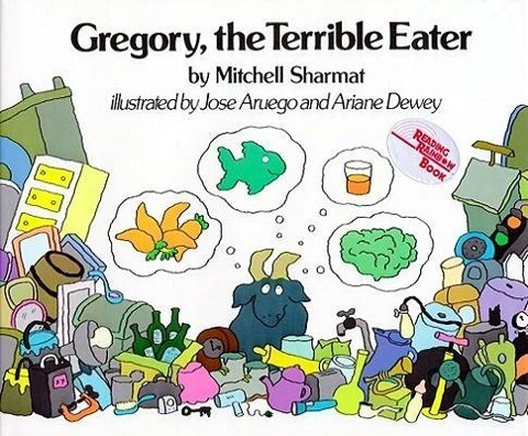 Gregory, the Terrible Eater als Buch