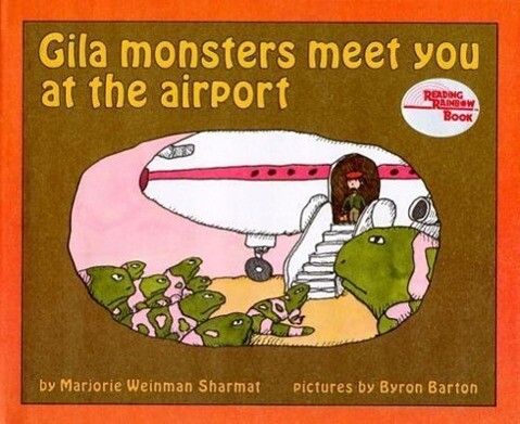 Gila Monsters Meet You at the Airport als Buch