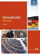 Demokratie heute 7 / 8. Schülerband. Niedersachsen