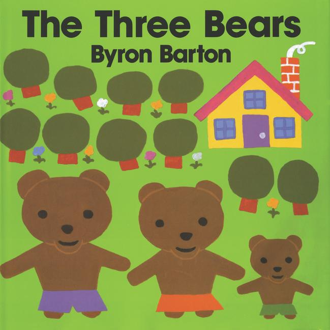 The Three Bears als Buch