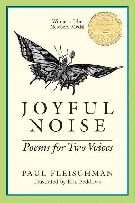 Joyful Noise: Poems for Two Voices als Buch (gebunden)
