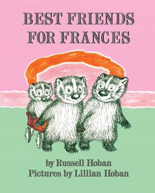 Best Friends for Frances als Buch