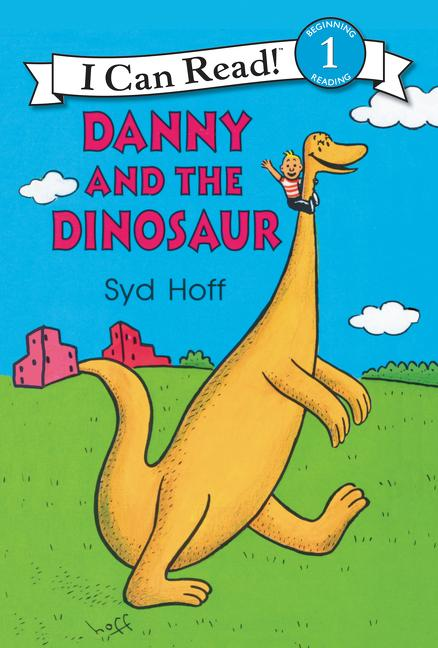 Danny and the Dinosaur als Buch