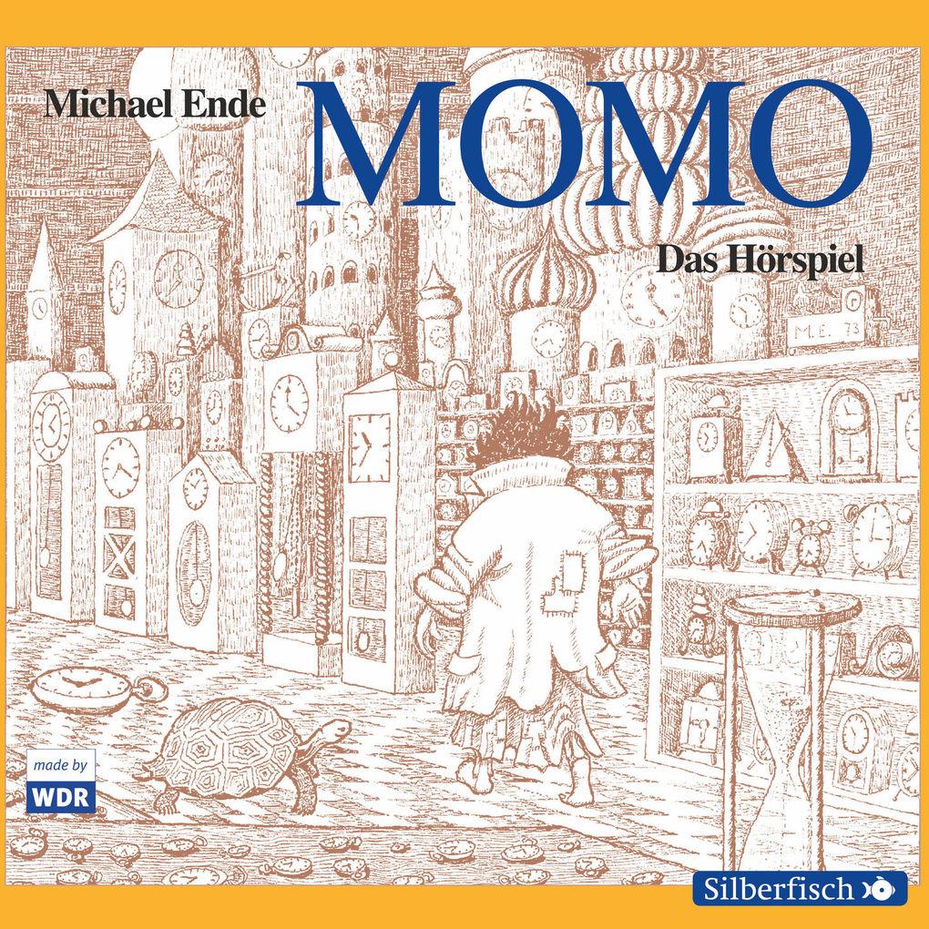 Momo - Das Hörspiel als Hörbuch Download