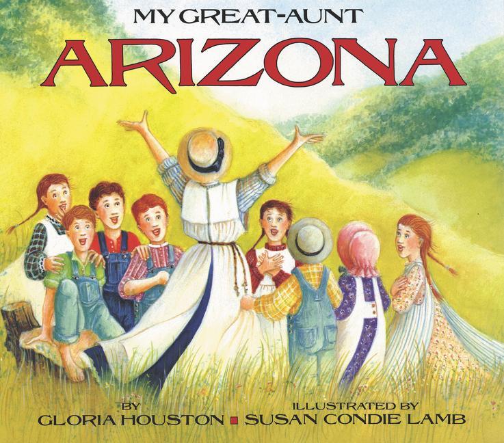 My Great-Aunt Arizona als Buch