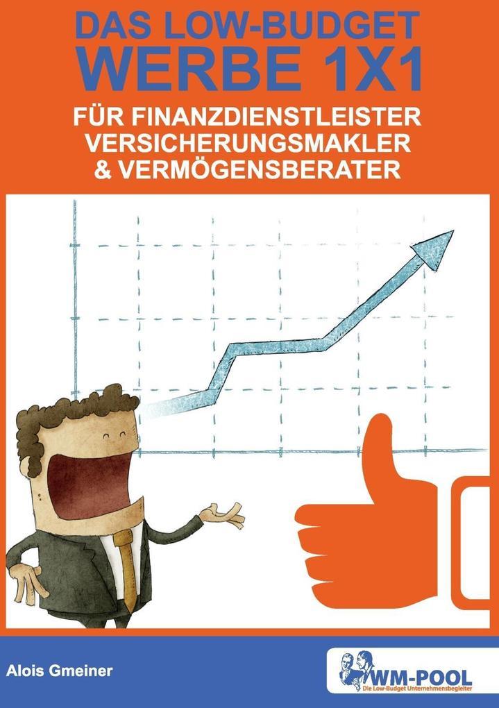 Low Budget Werbe 1x1 für Finanzdienstleister, V...